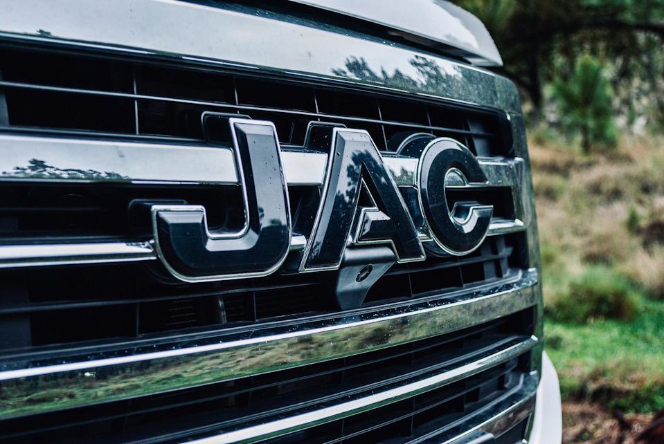 JAC Frisson T8, solidez y desempeño para tu emprendimiento
