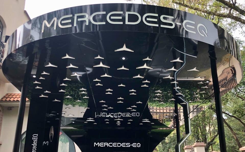 Mercedes-Benz avanza con paso firme a la electrificación