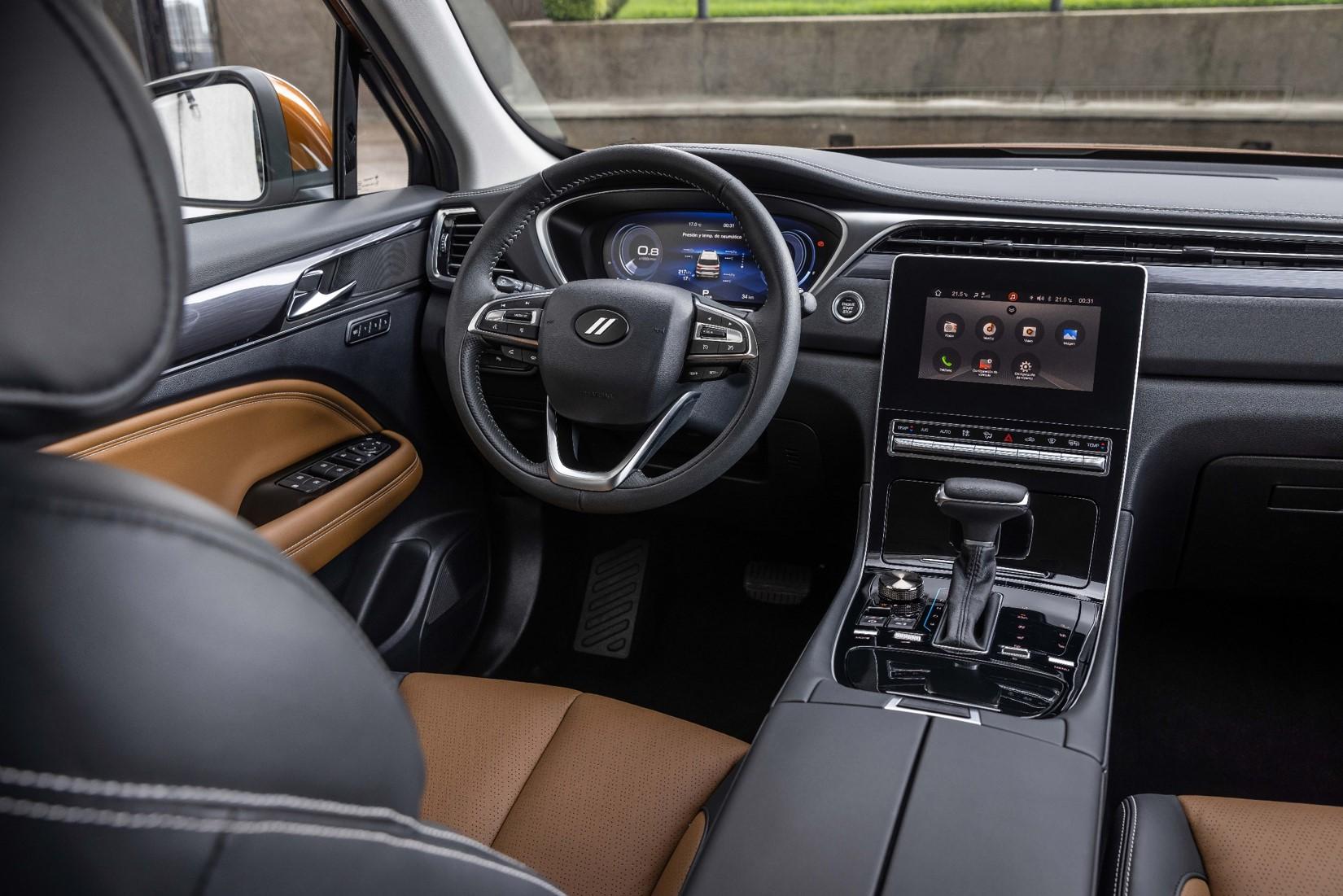 Dodge Journey, renovada de Pe a Pa